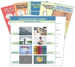 Kids / Teens Tool Set & Dissociation Chart