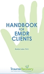 Handbook for EMDR Clients by Marilyn Luber - Set of 10 (30 total handbooks)